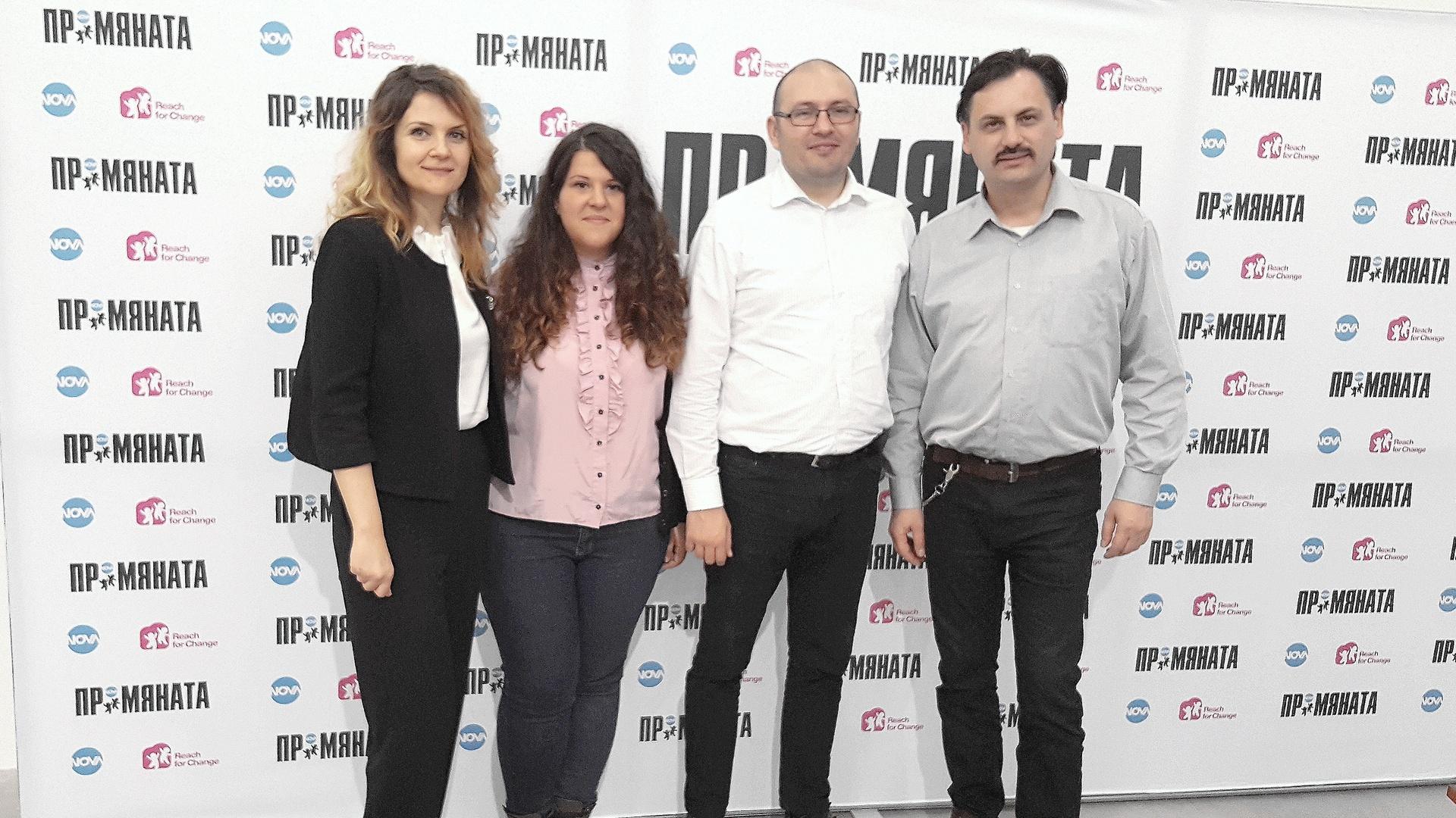 Тинузавър завърши като финалист на ПРОМЯНАТА 2020